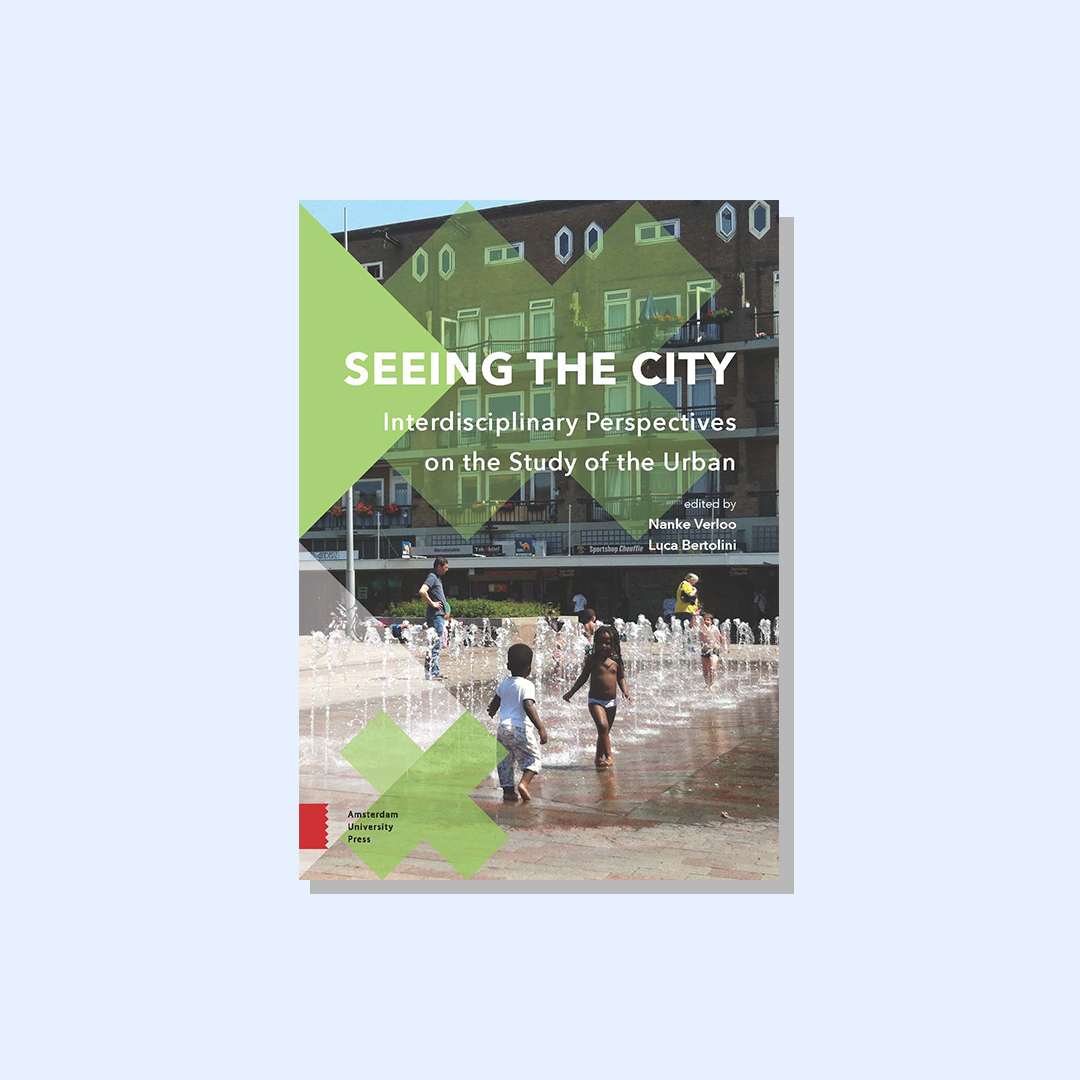 Seeing the City book cover