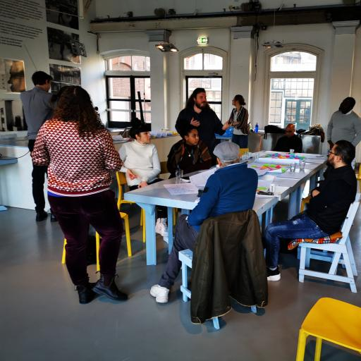 Data Empowerment Design Studio