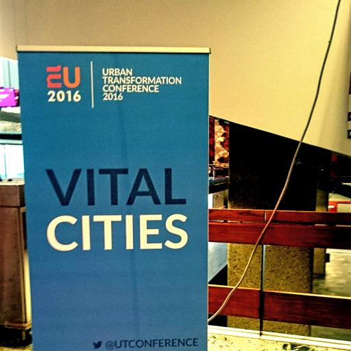 Urban Transformation Conference - Vital Cities