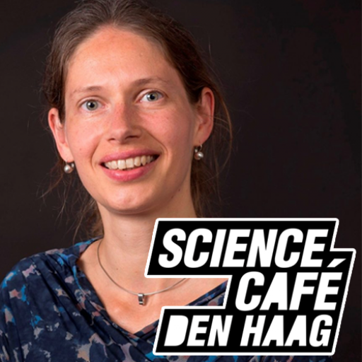 Marike Knoef at Science Cafe